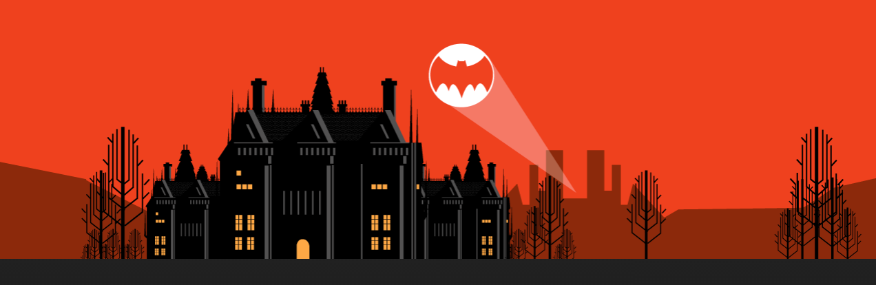 Recent work: Batman, 75th anniversary