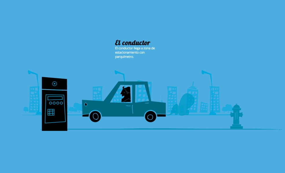 Fraudes con las boletas de parquímetros , Edición digital Marco Hernández, Ilustraciones de Dominick Baltodano.