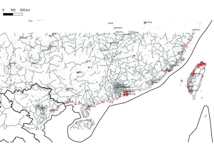 OSM_road_Network_and_stations-shenzhen.png