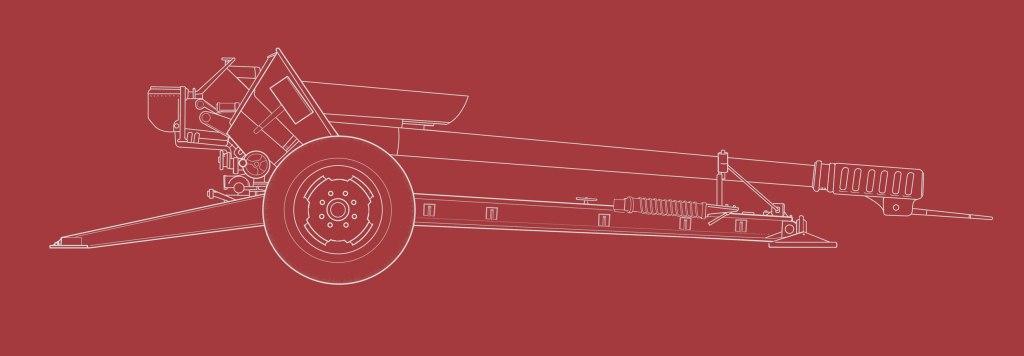 D30 Howitzer illustration